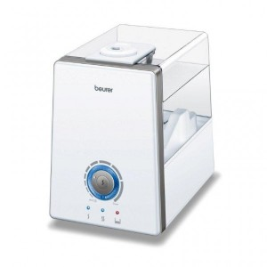 Beurer LB 88 biały - nawilżacz powietrza ultradźwiękowy